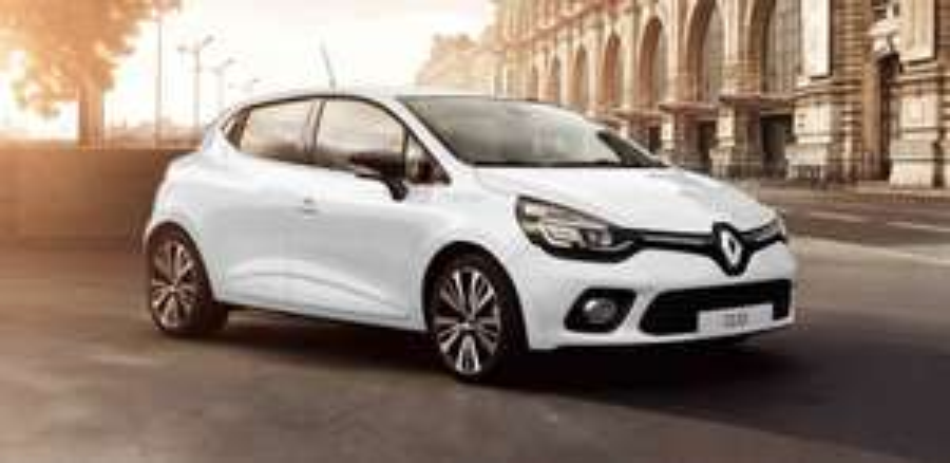 [Renault König Berlin] Leasing CLIO 4Limited Deluxe 1.2 LEV 16V 75 5-Türer 99,-€/Monat