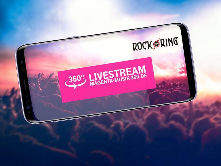 ROCK AM RING  2.6. bis 4.6. im HD Live Stream / Update (s.u.)