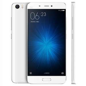 Xiaomi Mi5 64GB 4G Smartphone - INTERNATIONAL VERSION WHITE - LTE (Ohne Band20)