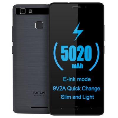Vernee Thor E 4G Smartphone bei Gearbest mit Band 20 für nur 88,99€ statt 92,55 durch neuen Gutschein