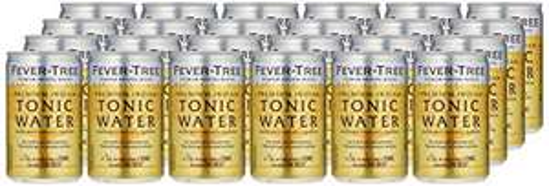 Fever Tree Tonic Water 24 Dosen 0,15l für 18,99€ + 6€ Pfand - 79 cent je Dose [amazon Prime Tagesangebot]