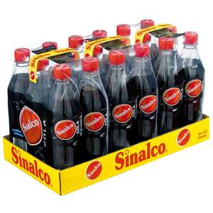 Sinalco Orange Pet / Cola / Cola Mix / Iso Sport 18x0,5l Pack für 7,99€ - entspricht 0,44€ pro Flasche [AMAZON.de PRIME]