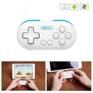 8Bitdo Zero – Mini Bluetooth-Controller (@Zapals; AliExpress 5,64€)