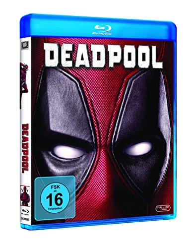 Deadpool [Blu-ray]   @ Amazon