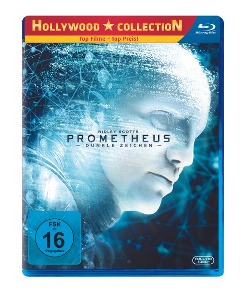 Prometheus - Dunkle Zeichen [Blu-ray]  @ Thalia