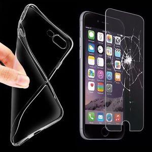 HANDY HÜLLE + PANZERGLAS FOLIE Tasche Silikon Case,für iphone,Samsung und Huawei @ebay 1,99€