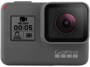 GoPro Hero5 Black + GoOPro Brustgurt-Halterung