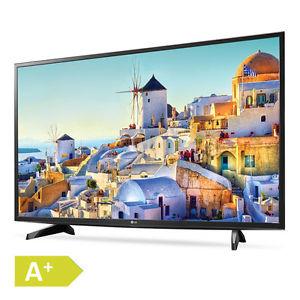 [eBay] LG 49UH6109 123 cm (49 Zoll) Fernseher (Ultra HD, Triple Tuner, Smart TV) [Energieklasse A+] für 411€
