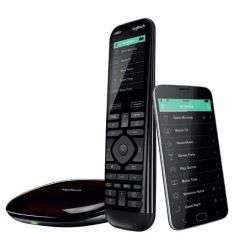 [Cyberport] Logitech Harmony Elite mit Hub und Dockingstation - Universalfernbedienung für bis zu 15 Geräte (Smart-Home Steuerung möglich)