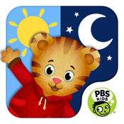 App: Daniel Tiger's Day & Night gratis für [iOS + Android]