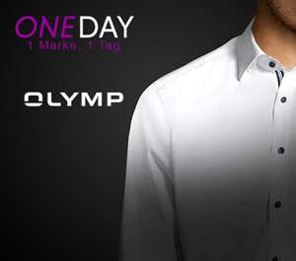 2 Olymp Hemden (Modell Level Five Body und Modern Luxor fit) für jew. 25-27€ bei Vente Privée - nur heute!