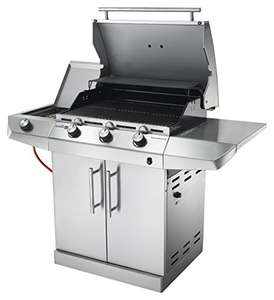 Char-Broil Performance Series T36G5 3 Brenner Gasgrill, Edelstahl @amazon Prime Deals