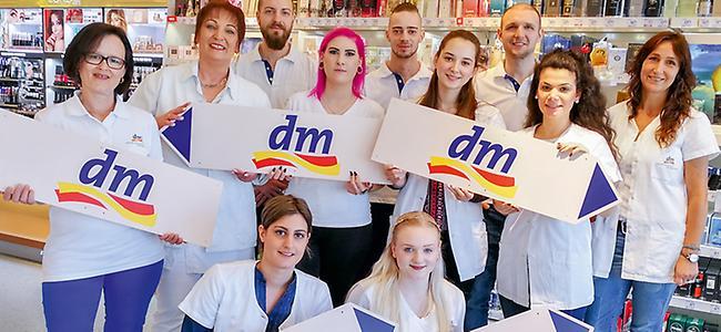 10 % auf (fast) alles beim neuen DM Markt lokal / offline Bietigheim-Bissingen
