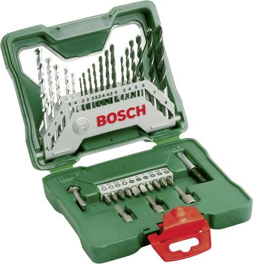 Bosch X-Line-Set (33-tlg.) für 8€ bei Conrad Filialen am 09.06.