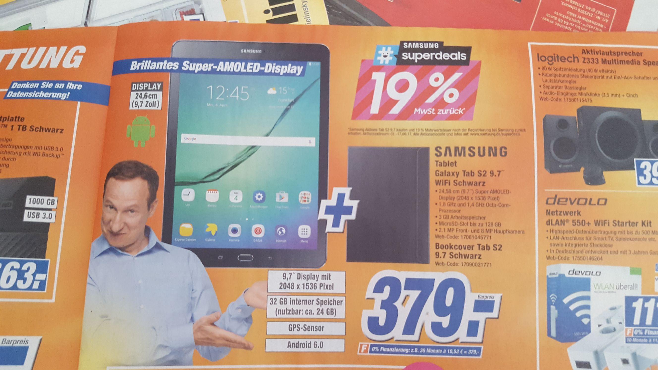 Expert Samsung Galaxy Tab S2