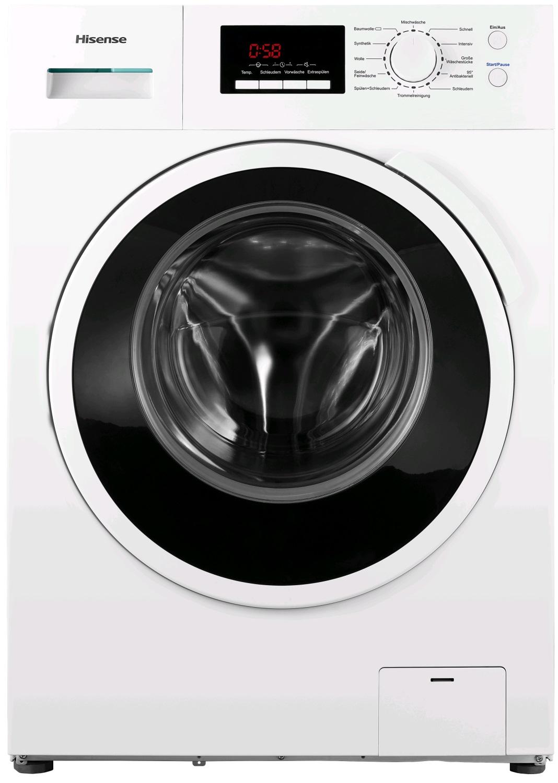 20 € Gutschein für Hisense Waschvollautomat WFBJ 7014 WE