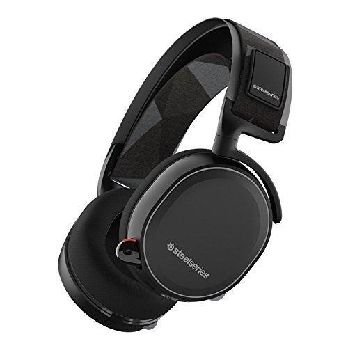 SteelSeries Arctis 7 / Wireless Headset / schwarz: 143,88€ - weiß: 148,03€ / [Amazon.fr]