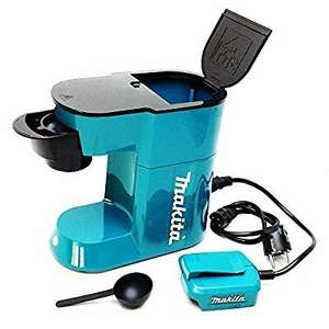 Akku Kaffeemaschine von Makita @Amazon Prime
