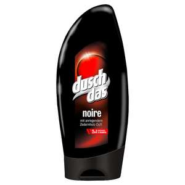 [Rossmann] duschdas for Men 2in1 Duschgel & Shampoo Noire 250 ml für nur 0,77€