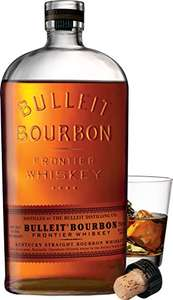 [Amazon Prime] Bulleit Bourbon Frontier Whiskey 0,7