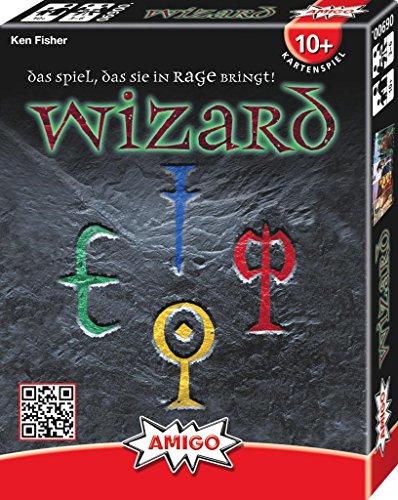[Prime] Wizard & Wizard Extreme Kartenspiel für 6,39€