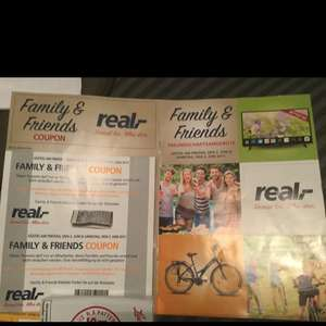 Real Famliy & Friends Coupon