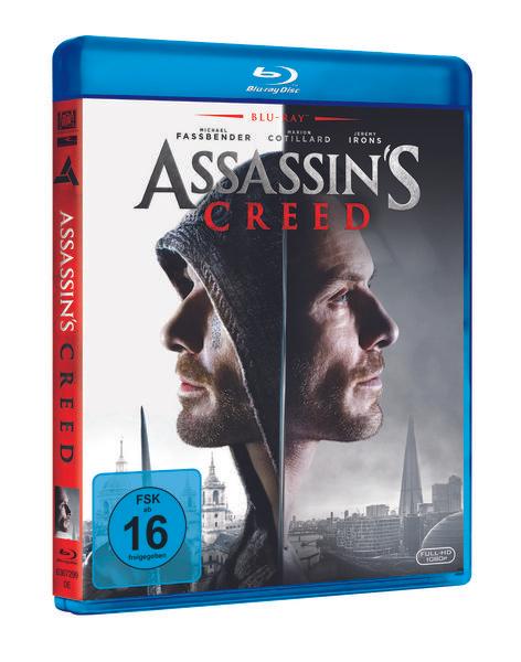 Assassin's Creed [Blu-ray] @ Thalia