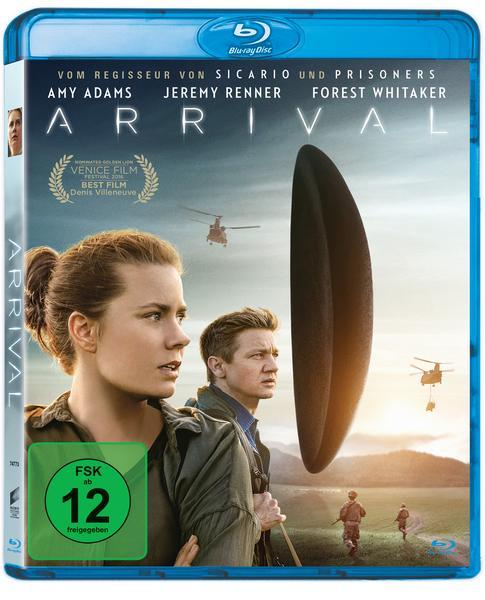 Arrival [Blu-ray]  @ Thalia