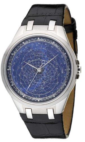 Astro-Armbanduhr mit drehender Sternenkarte Accurist GMT318UK