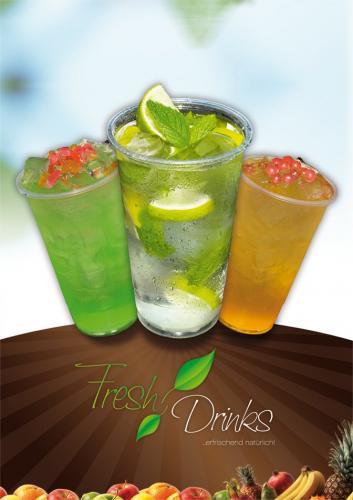 [LOKAL BONN] Neueröffnung Fresh Drinks / 50% Rabatt