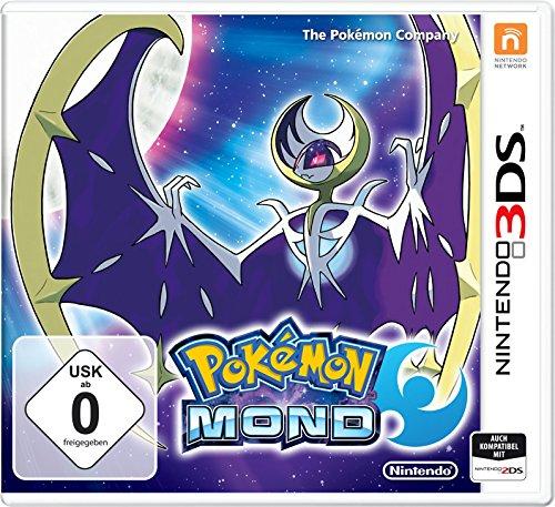 [Amazon Prime] Pokemon Mond (Nintendo 3DS) für 23,03€