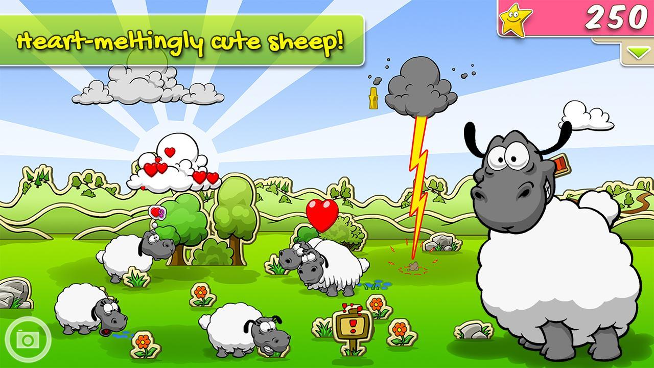 [Android] Clouds & Sheep Premium (0,59 statt 2,99)