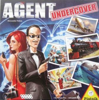Agent Undercover - Gesellschaftsspiel (Amazon.de Prime)