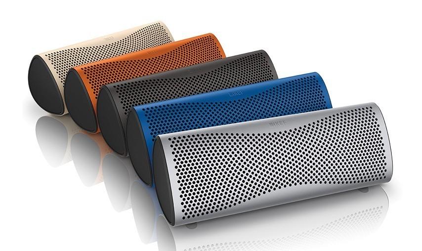 KEF Muo Bluetooth Lautsprecher (Vorführgeräte)