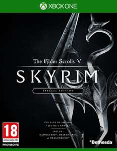 The Elder Scrolls V: Skyrim Special Edition (Xbox One) für 18,64€ (Amazon.fr)