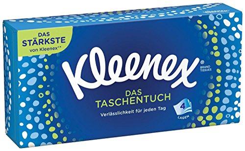 Kleenex Taschentücher Ganzes Pack je 1,49 bei Amazon