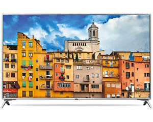 LG 55UJ6519, 139 cm (55 Zoll), UHD 4K, SMART TV, LED TV, True Motion