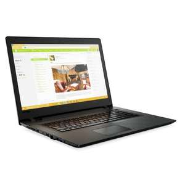 "Lenovo V110-17IKB Notebook: 17"" HD+ matt, Intel® Core™ i5-7200U, 4GB RAM, 500GB HDD, DVD Brenner, Wlan ac, Win 10 für 389€ (Cyberport)"