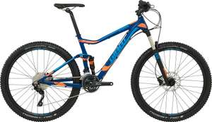 "GIANT Stance LTD 27,5"" Fully Mountainbike - 500€ sparen, weil Modell 2016!"