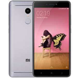 Xiaomi Redmi Note 4 GLOBAL International VERSION Grau