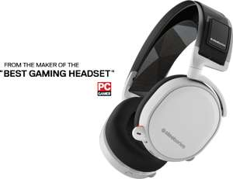 steelseries Arctis 7 in weiß für 129€ - kabelloses 7.1 Gaming Headset für PC, PS4 und XBOX One