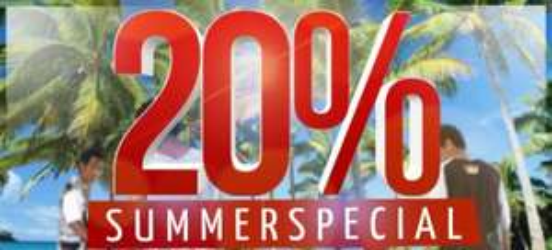 20% Special