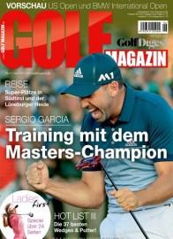 """4 Ausgaben """"GolfMagazin"""" mit 15€ Amazon Gutschein / 15€ Verrechnungsscheck bei 15,36€ Abobezugskosten"""