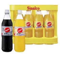 [Globus] Sinalco Limonade, verschiedene Sorten, 12 x 1l plus 2 Flaschen Gratis für 6,66 Euro