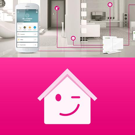 Telekom Smart Home 2 Jahre kostenlos + Home Base + Heizkörperthermostat + Fensterkontakt + Zigbee Stick für 49,95 € oder 29,95 € für PB24 Bestandskunden