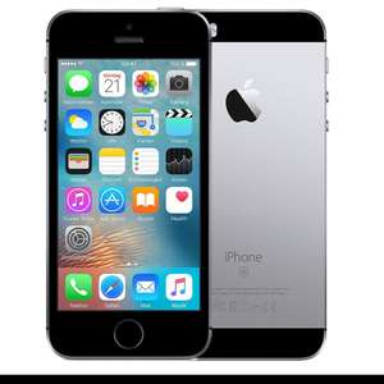 [eBay] Apple iPhone SE 128GB spacegrau