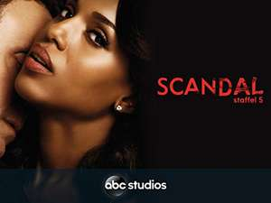 [Amazon Video] Scandal - Staffel 5 (HD)