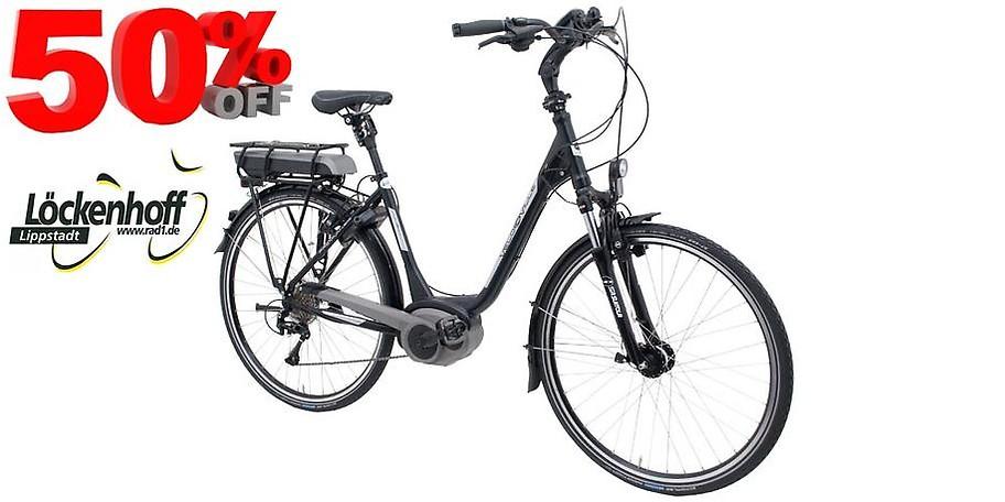 """Velo de Ville Damen Bike """"Premium L800 28 Zoll Pedelec"""" für 1579,50€ (Abholung in Lippstadt,NRW)"""