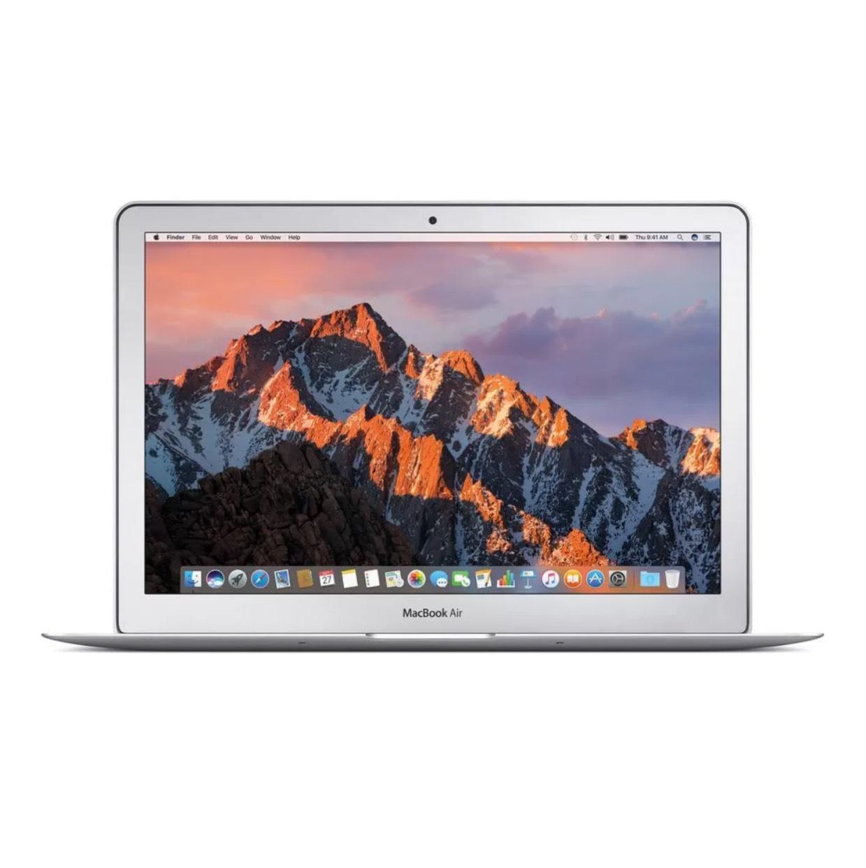 "Gravis Ebay Macbook Air 13"" 1,6GHz 128GB SSD 8GB Ram"