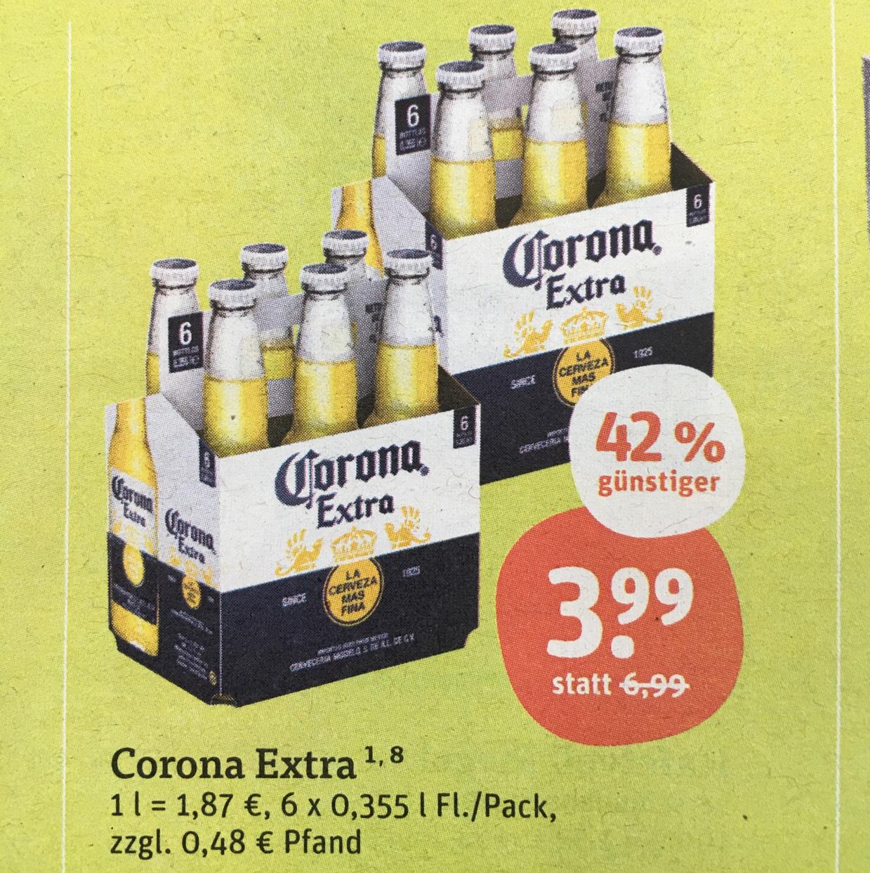 Ab 6. Juni: Corona für 3,99€ statt 6,99€. Überall bei tegut